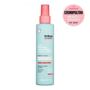 Imbue Curl Inspiring Conditioning Leave In Spray - 200ml