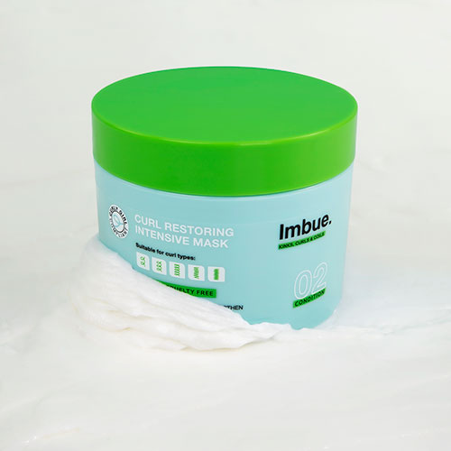 Imbue Curl Intensive Mask - Curly Hair Products - Curly Girl Method