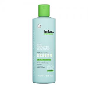 Imbue Curl Respecting Conditioner - 400ml